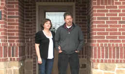 Morales Family Drainage Project Testimonial - Cleburne Texas