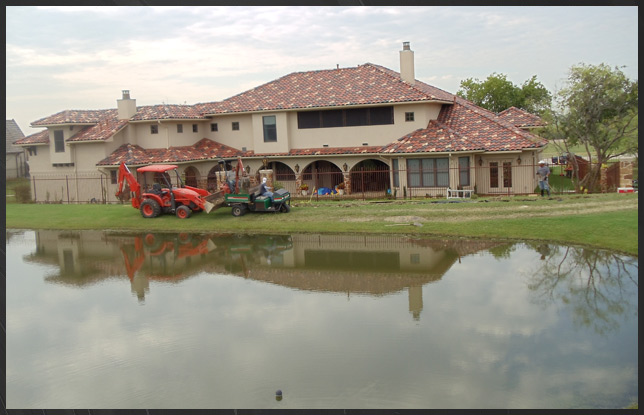 Drainage Project   Dallas Fort Worth Texas ...