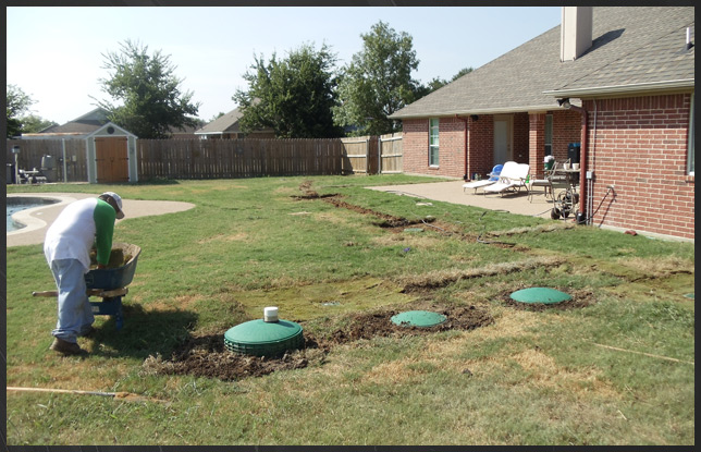 Backyard flooding drainage 2017 2018 best cars reviews for Backyard flooding solutions