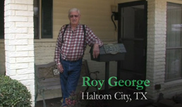 Roy George Residential Drainage Project Client Testimonial
