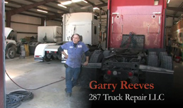 Garry Reeves - Commercial Drainage Customer Testimonial - Truck Repair Company